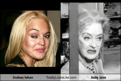 actresses,baby jane,bette davis,lindsay lohan,movies,what ever happened to baby jane