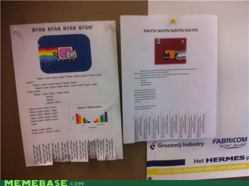 IRL Nyan Cat spreadsheet tac-9 tac nayn vs-nayn - 4898930176