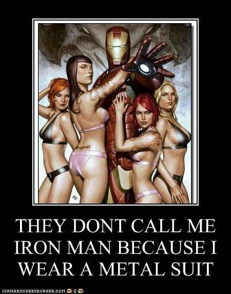 iron man metal suit question Super-Lols wtf - 4899440640