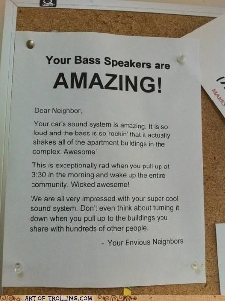 bass,car,IRL,loud,neighbor,speakers