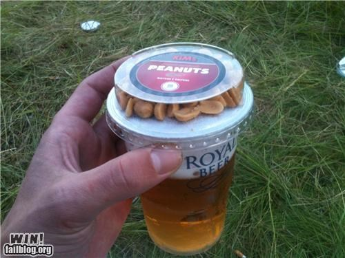 alcohol beer peanuts snack - 4900155904