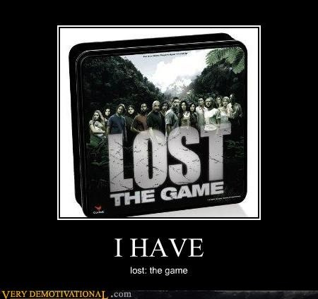 game hilarious lost TV