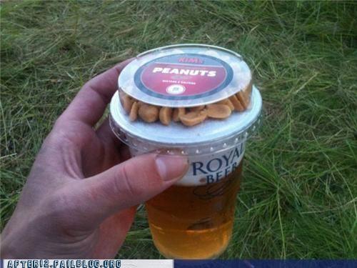beer,combo,peanuts