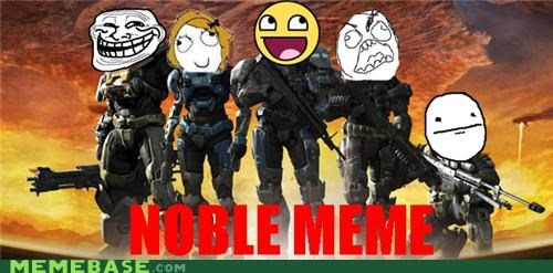 halo,Memes,noble six,who was phone