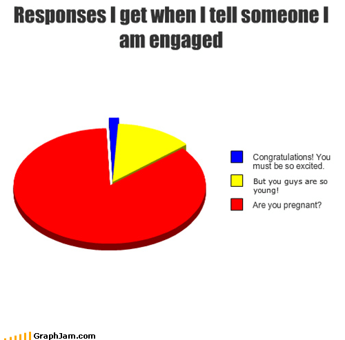 engagement marriage Pie Chart pregnancy - 4901437440