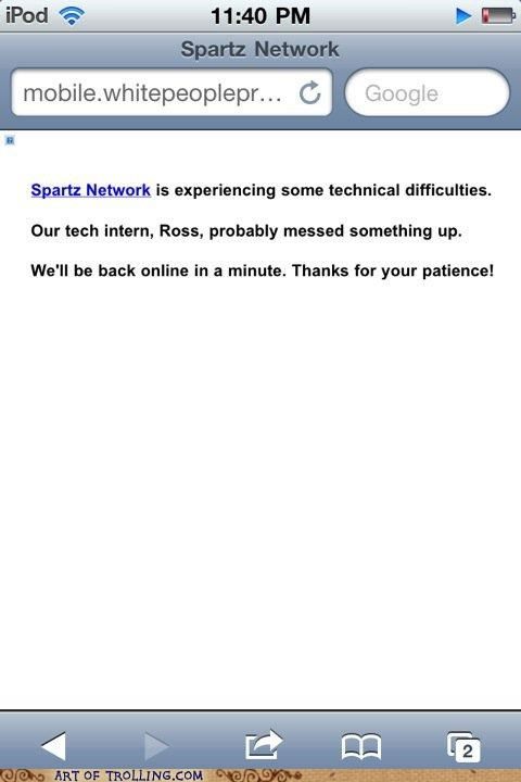 intern,ross,spartz network