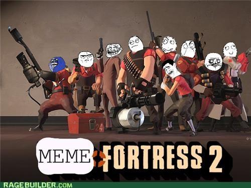 Meme Fortress 2