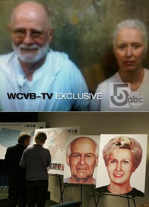 Catherine Greig,Compare And Contrast,FBI,Then And Now,Whitey Bulger