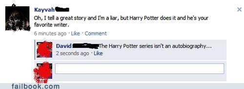 Harry Potter funny nonfiction fiction - 4902138368