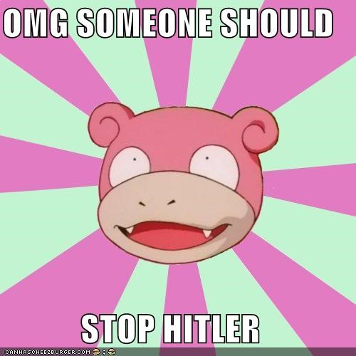 adolf hitler,human rights,obvious,slowpoke