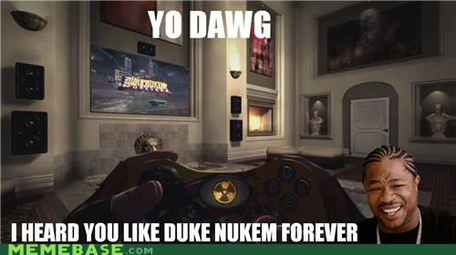 Duke Nukem,forever,gearbox,video games,yo dawg