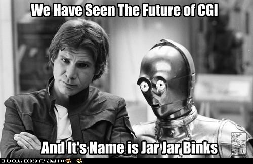 actor c3p0 celeb funny Harrison Ford sci fi star wars