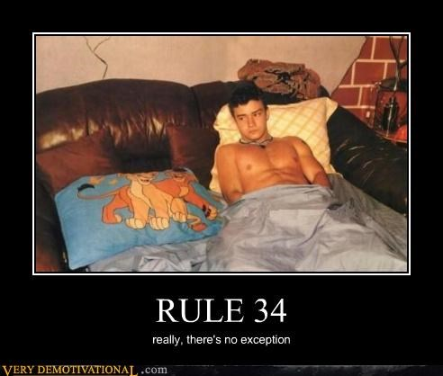 hilarious no exception Rule 34 wtf