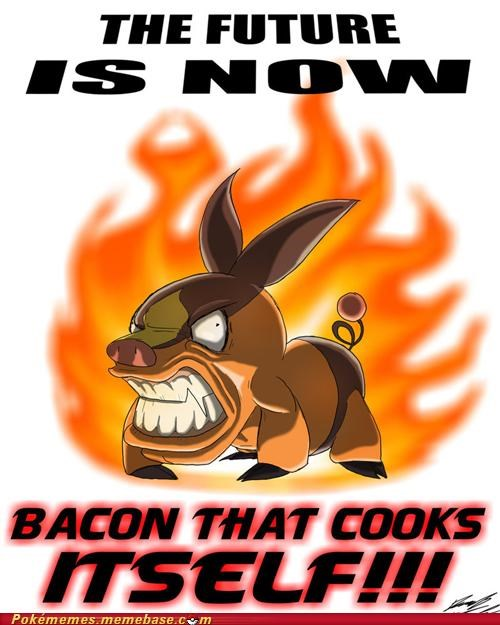 bacon pig tepig - 4903057664