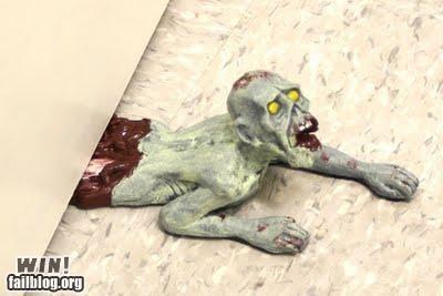 clever doorstopper zombie - 4903230208