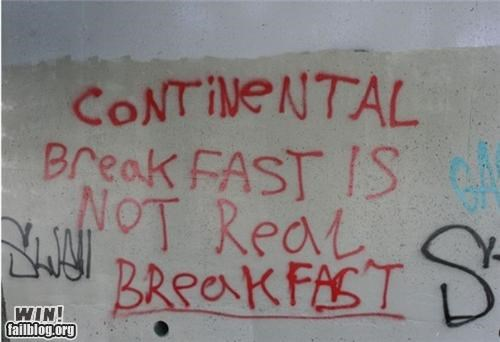graffiti hacked irl team breakfast food - 4903371008