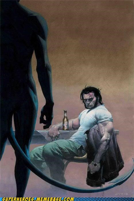 cover nightcrawler pants Straight off the Straight off the Page wolverine - 4903926528