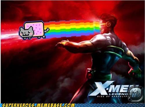 cyclops Nyan Cat Super-Lols - 4905960704