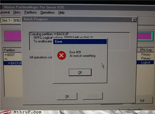 end error PC something - 4906889216