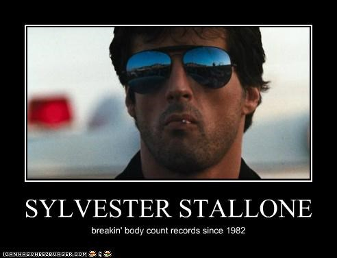 actor celeb demotivational funny Sylvester Stallone - 4910822144