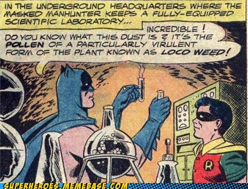 batman drugs robin Straight off the Page weed - 4911072768