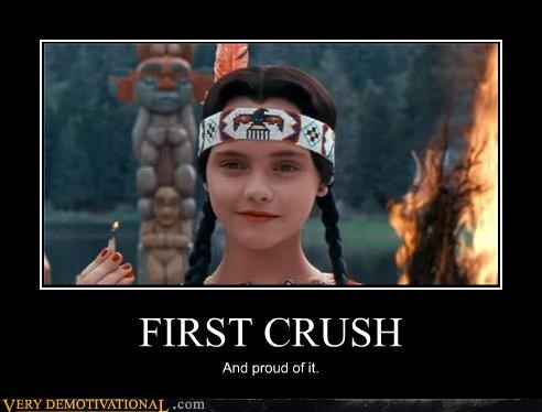 christina ricci crush Pure Awesome wednesday addams
