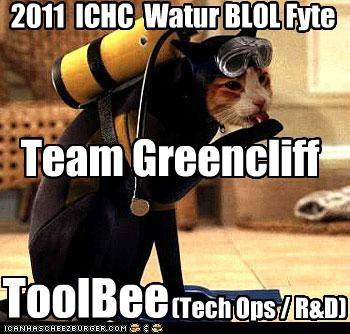 2011 ICHC Watur BLOL Fyte Team Greencliff ToolBee (Tech Ops / R&D)