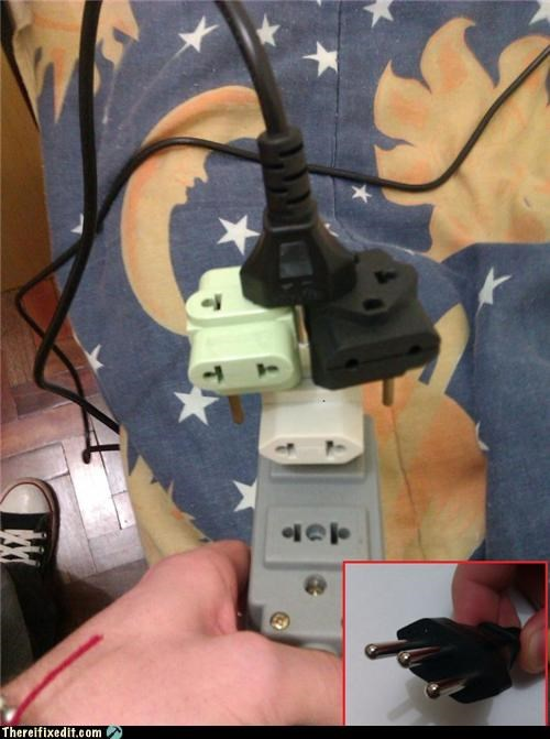 electricity outlets Travel