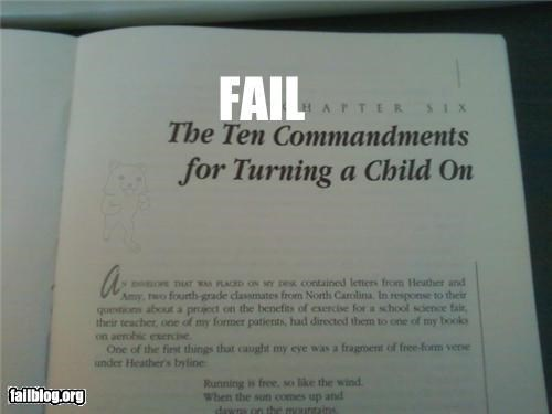 10 commandments,failboat,innuendo,pedobear,phrasing,religion