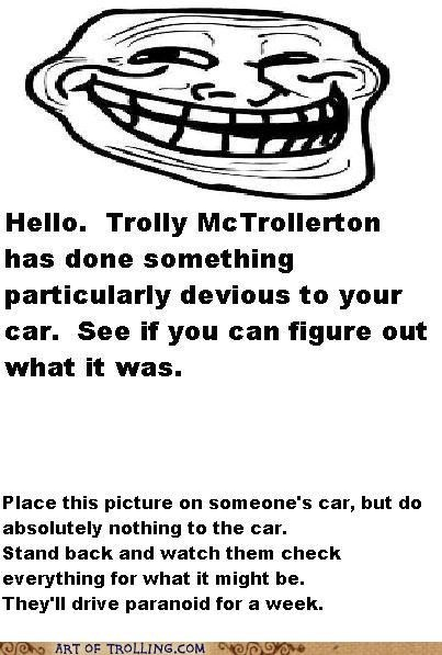 car devious trollspiration - 4912912128