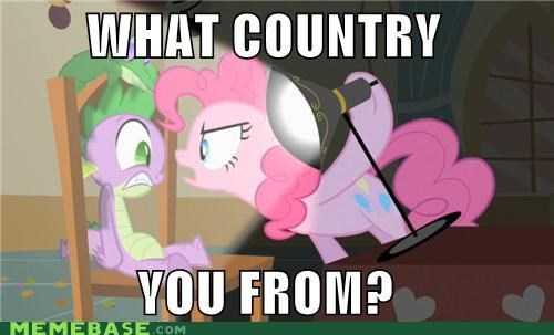 Bronies,english,pulp fiction,say it again,speak it,what