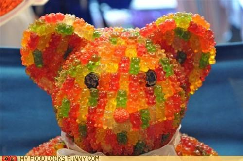 art candy gummy bears meta sculpture - 4913144320