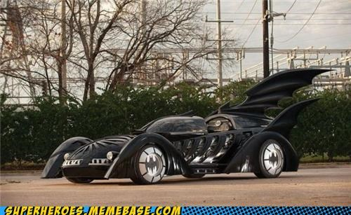 batmobile car rims Superhero IRL - 4913149952