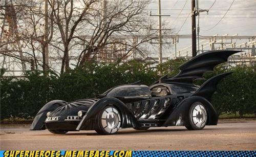 batmobile car rims Superhero IRL - 4913149952