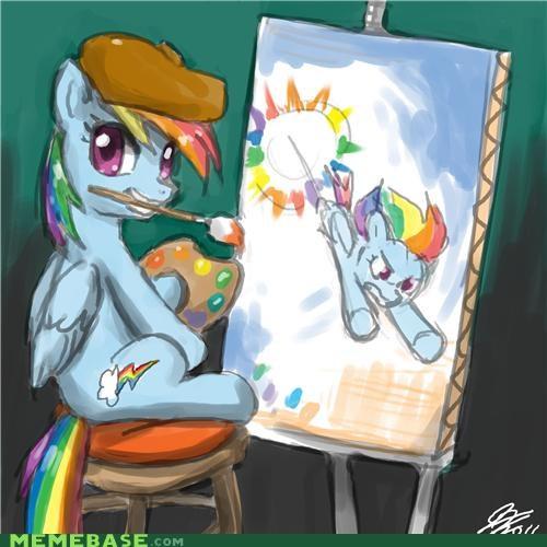 art Bronies orbital ponies rainbow dash - 4913322752