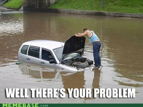 autozone,car,Memes,problem,water