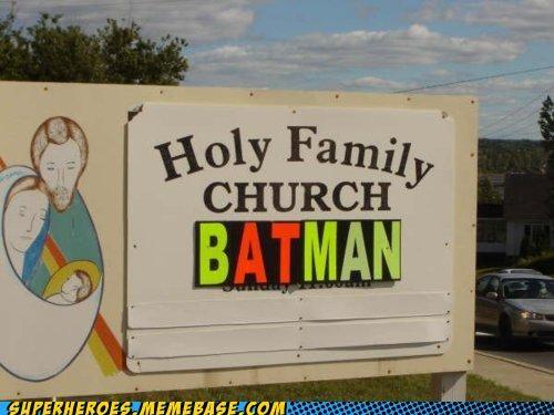 batman Random Heroics robin sign - 4913498880