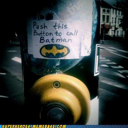 batman button call sign Superhero IRL - 4913513984