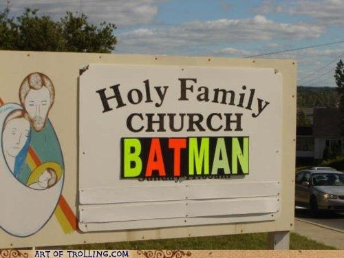 batman holy IRL superheroes - 4913938432