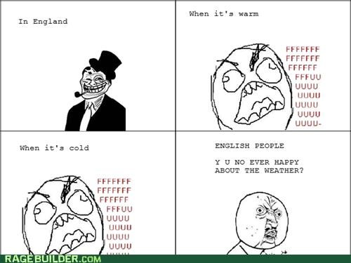 england Rage Comics troll dad Y U No Guy - 4914080000