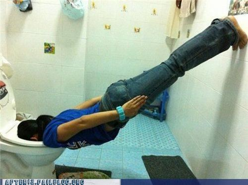 bathroom Planking toilet - 4914213888