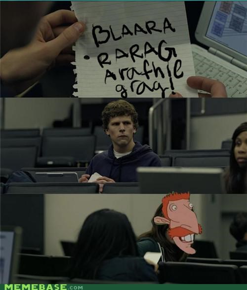 aisfhasgbijiag blarg nigel the time being thornberry tumblr zucker zuckerberg - 4914715136