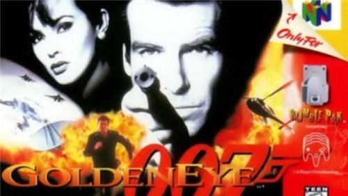 activision,goldeneye,goldeneye reloaded,video games
