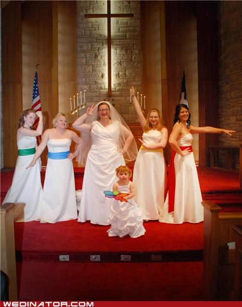 anime bride bridesmaids funny wedding photos Hall of Fame sailor moon - 4914816000