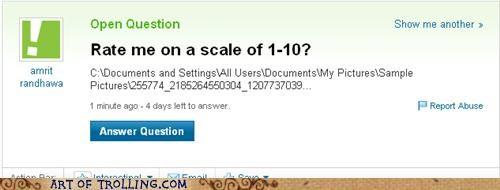 FAIL my computer pic rate Yahoo Answer Fails - 4914831616