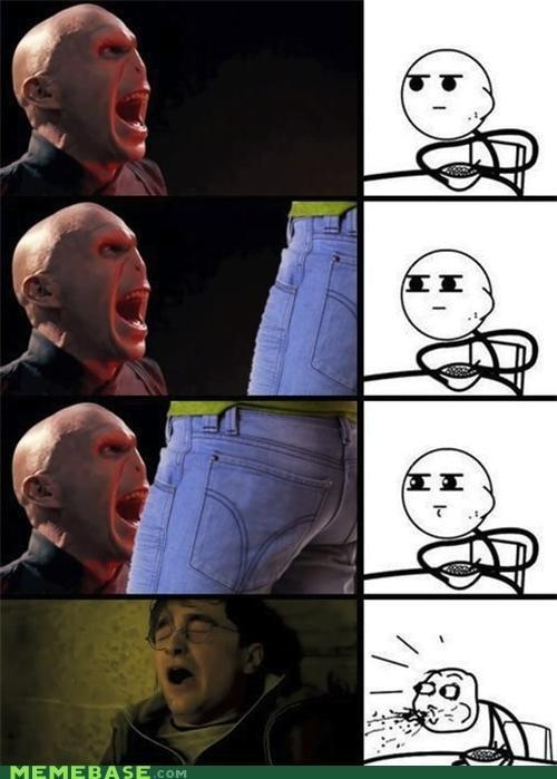 best of week cereal guy Harry Potter Ruined Childhood voldemort - 4914840320