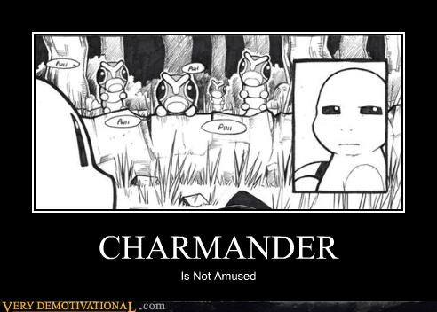 art charmander hilarious Pokémon - 4915315456