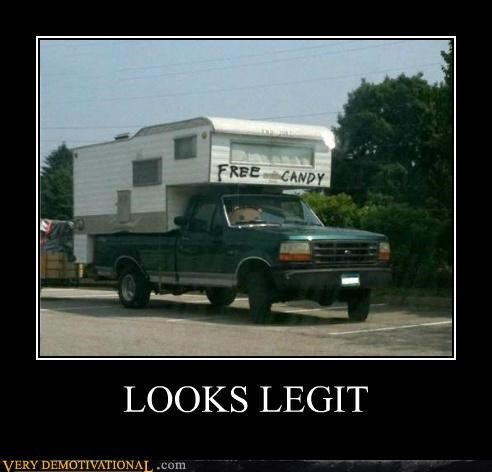 candy free Terrifying truck wtf - 4915722240