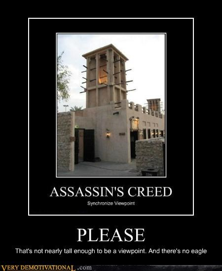 please,assassins creed,viewpoint,funny
