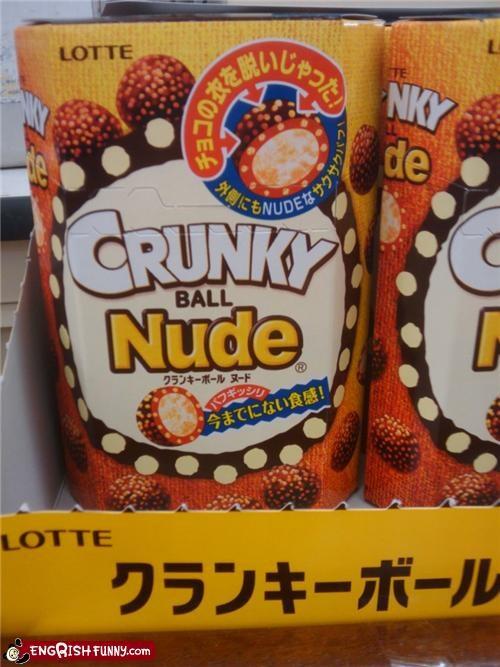 balls,crunk,food